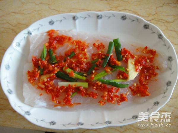 清蒸剁椒龙利鱼怎么做
