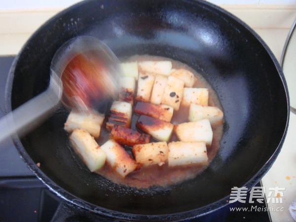豆豉肉末烧冬瓜怎么炒