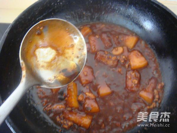 豆豉肉末烧冬瓜怎样煸