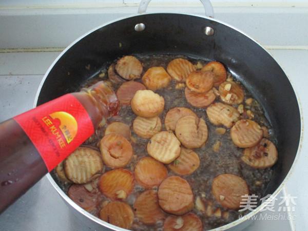 蚝油杏鲍菇怎么煮