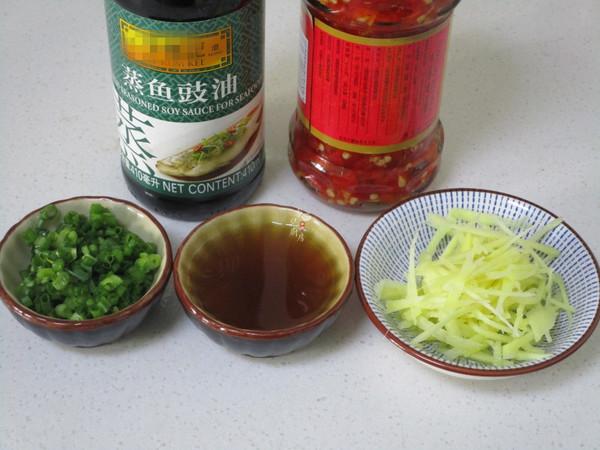 金针菇蒸鲍鱼的做法大全