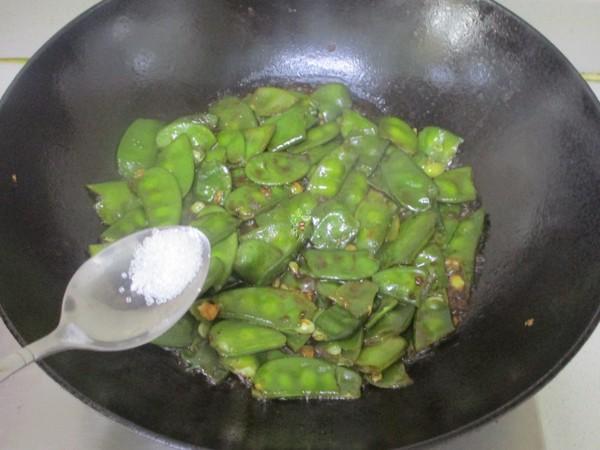 美食DIY——蒜末酱油扁豆