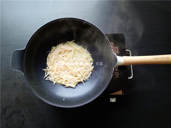 土豆丝饼的家常做法