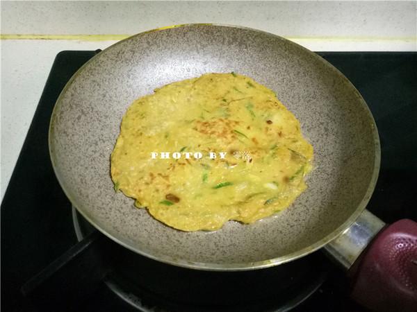 黄瓜鸡蛋饼怎么做