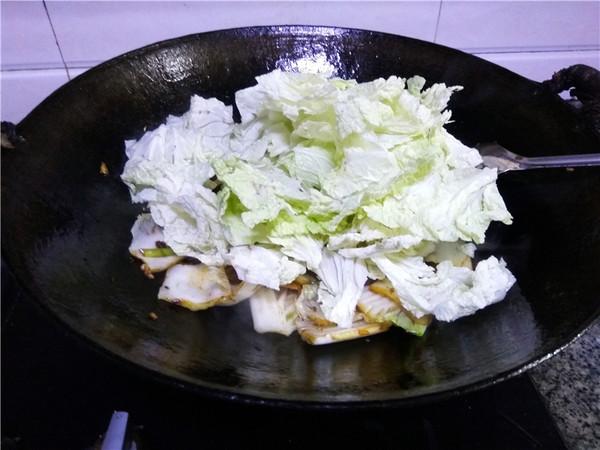 猪肉白菜炖粉条怎么煮