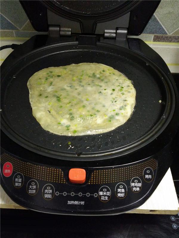 快手葱油饼怎么煮