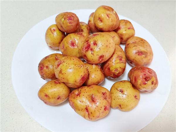 土豆蛋儿的做法大全
