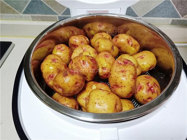 土豆蛋儿的家常做法