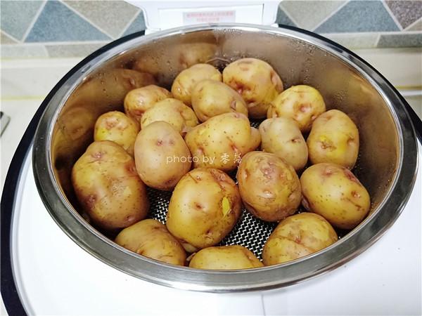 土豆蛋儿怎么吃