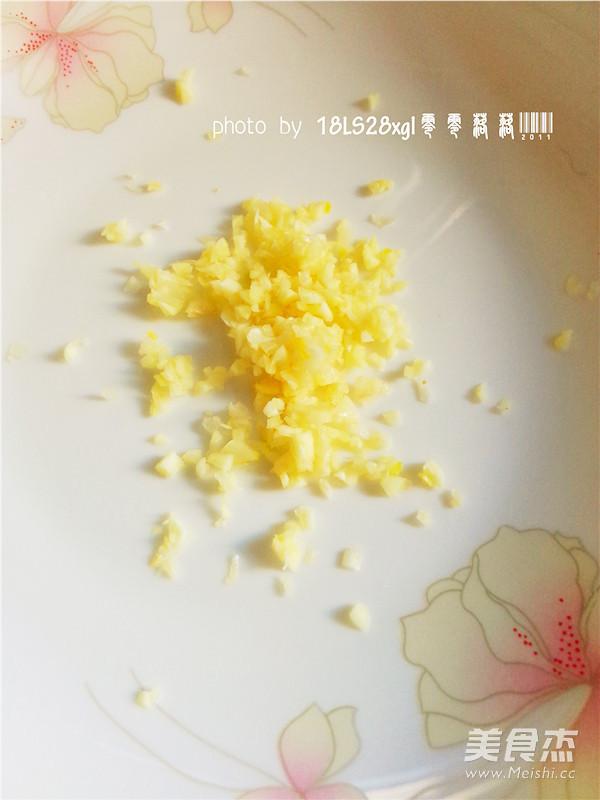 虾皮菠菜的简单做法