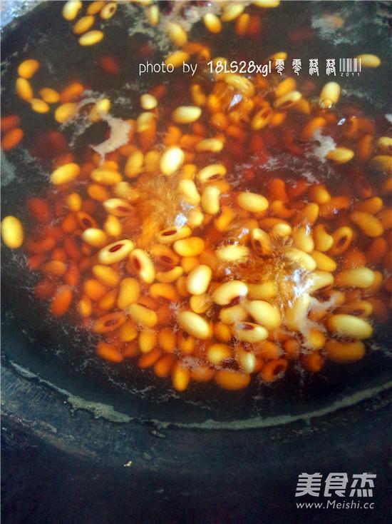 酱黄豆怎么吃