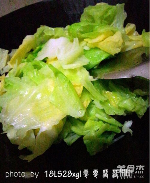 香辣卷心菜怎么做