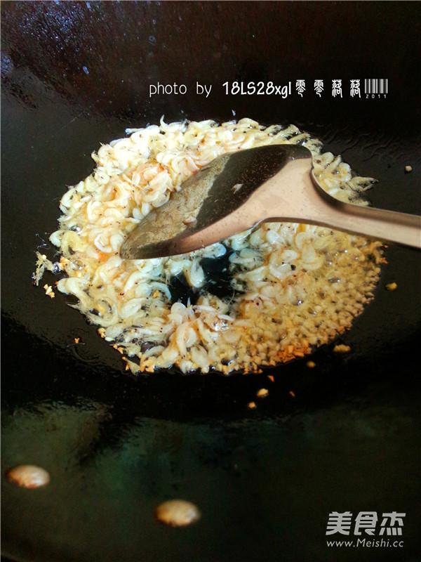 虾皮菠菜怎么做