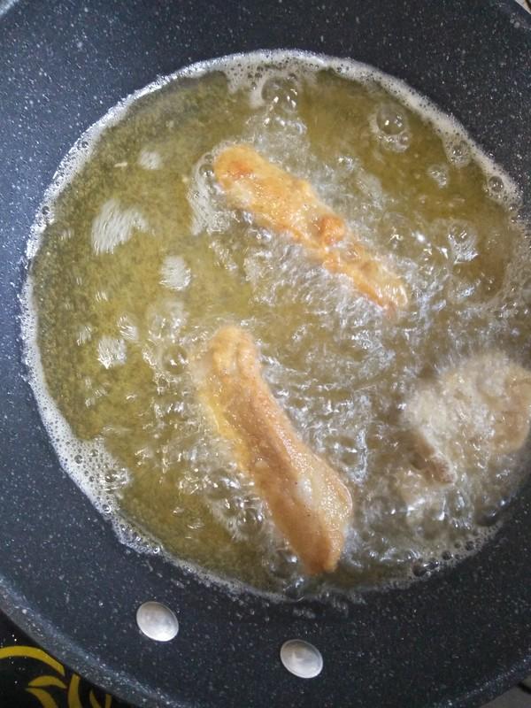 香脆炸蘑菇怎么吃
