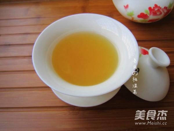 祛湿茶成品图