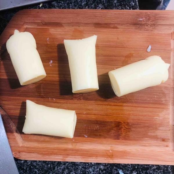 茄汁脆皮日本豆腐的做法大全