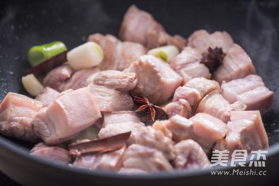 猪肉白菜炖粉条的做法图解
