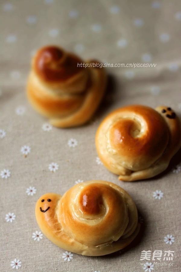 汤种蜗牛包怎么吃