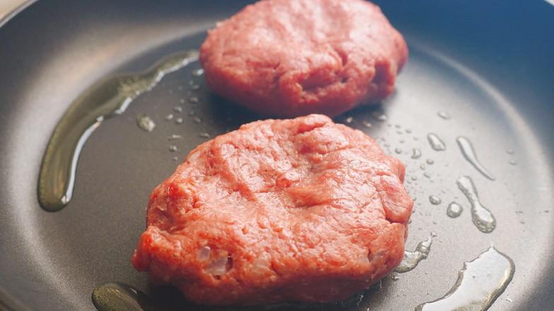 一级棒的牛肉饼的做法图解