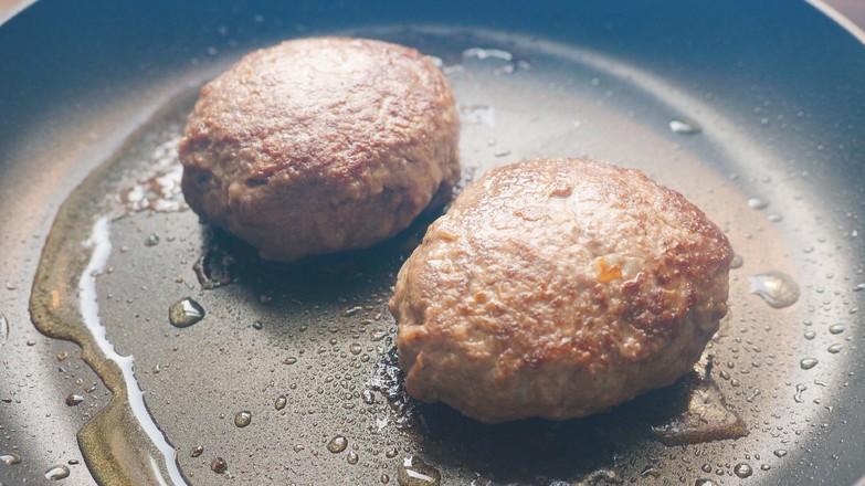 一级棒的牛肉饼的简单做法
