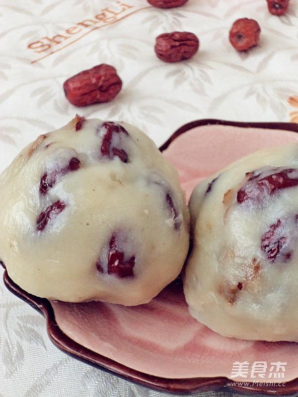 天津红枣年糕成品图