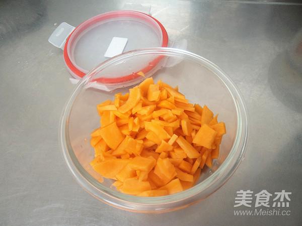 南瓜胡萝卜猪肉水饺的做法大全