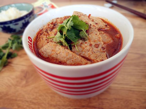 美食DIY——水煮肉