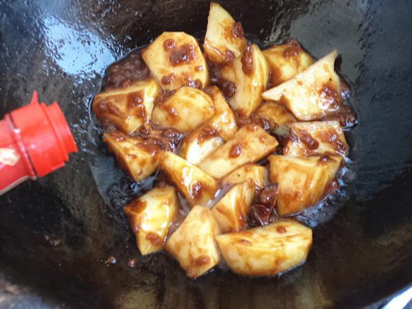 土豆炖萝卜怎么做