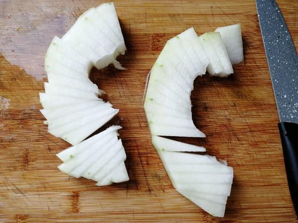 冬瓜虾皮汤的做法大全