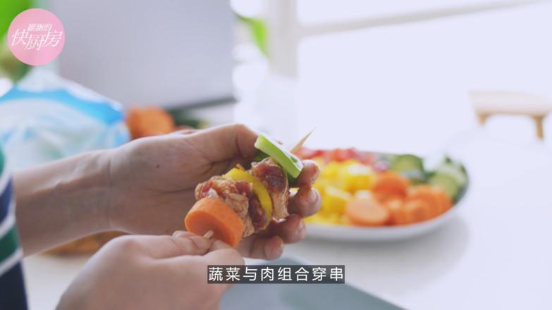 巴西mini烤串怎么吃