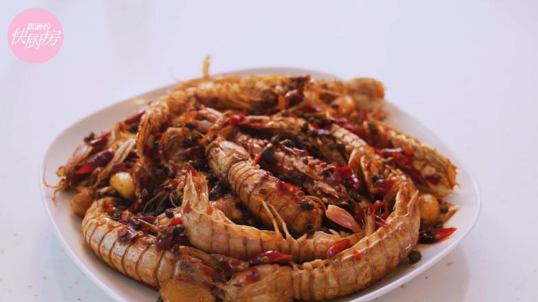 皮皮虾两吃怎么炒