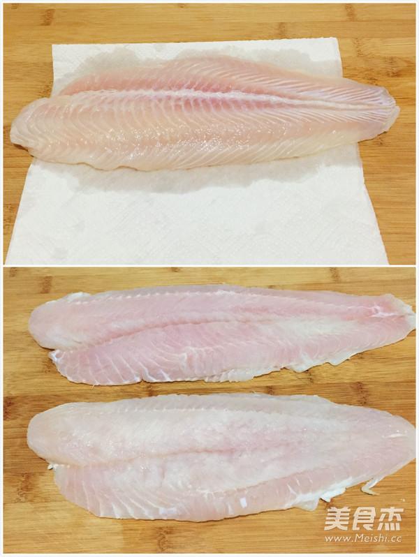 蒜汁龙利鱼的做法大全