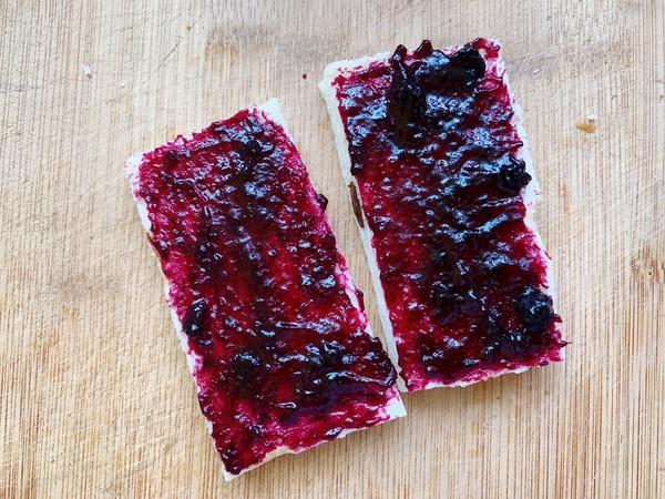 蓝莓吐司山药糕怎么煸