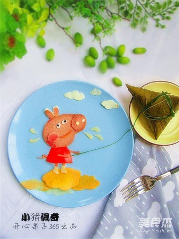 简易早餐——小猪佩奇怎么做