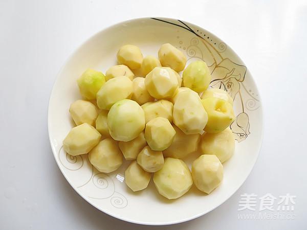 小鸡炖土豆怎么吃