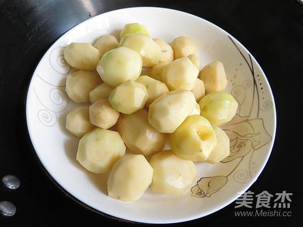 小鸡炖土豆怎么做