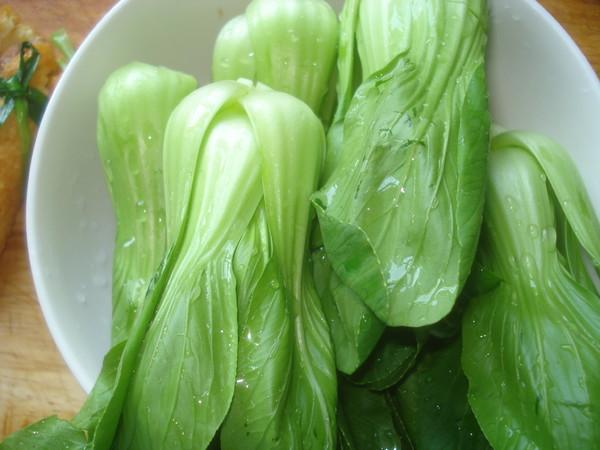 日本豆腐酿肉#福临门营养家#怎样炖