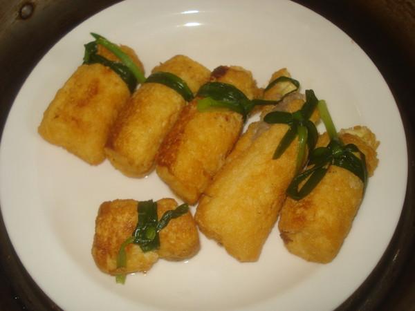 日本豆腐酿肉#福临门营养家#怎样煮