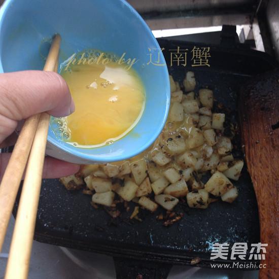 土豆鸡蛋煎怎么炒