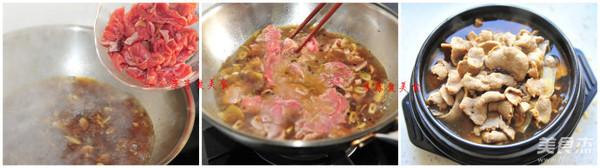 水煮牛肉怎么炒