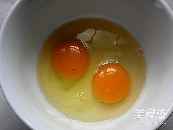 枸杞叶鸡蛋饼的做法图解