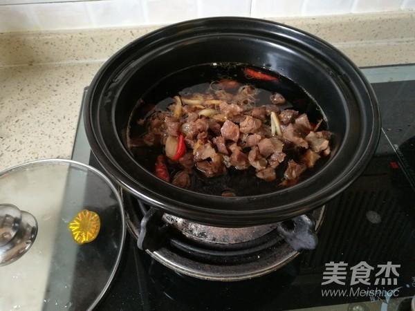 西红柿土豆牛腩煲怎么吃