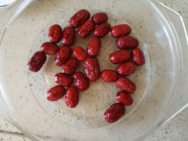 红枣桂圆菊花枸杞养生茶的做法大全