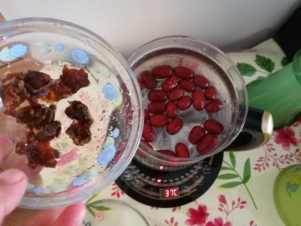 红枣桂圆菊花枸杞养生茶的简单做法