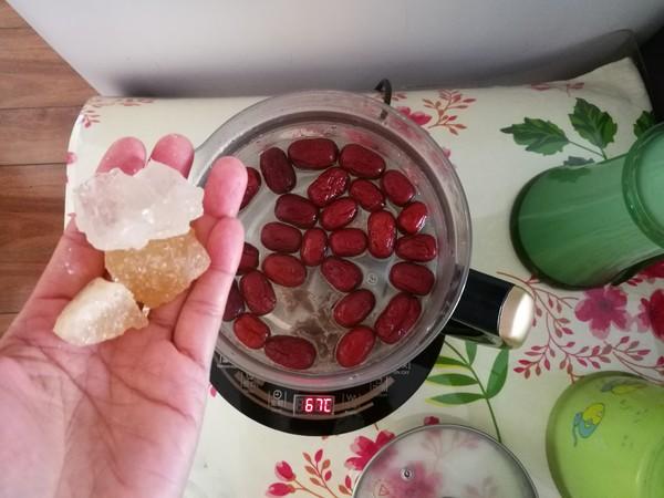 红枣桂圆菊花枸杞养生茶怎么吃
