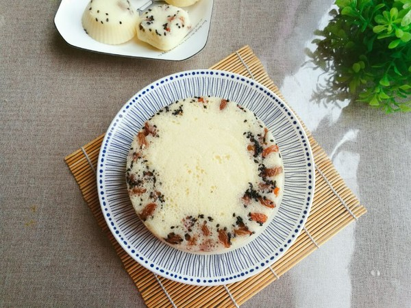 葡萄干大米发糕怎么煮