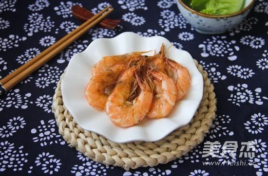 香烤对虾怎么做