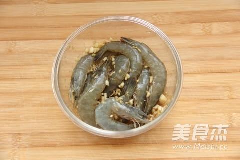 香烤对虾的做法图解