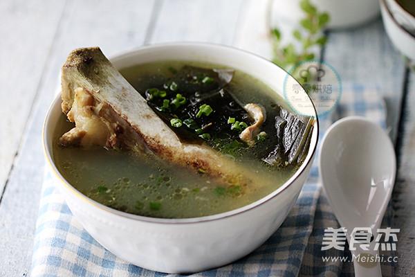 苏泊尔 海带筒骨汤成品图