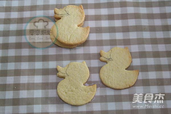 小鸭子糖霜饼干怎么煮